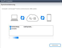 Sony Xperia Z1 Compact - Software - Sicherungskopie Ihrer Daten erstellen - 10 / 11