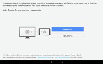 Sony Xperia Tablet Z2 LTE - Internet et roaming de données - Navigation sur Internet - Étape 4