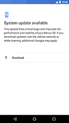 LG Nexus 5X - Android Oreo - Device - Software update - Step 7