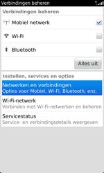 BlackBerry 9860 Torch - bluetooth - aanzetten - stap 4