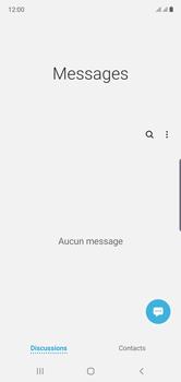 Samsung Galaxy Note10 - SMS - Configuration manuelle - Étape 4