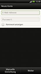 HTC Z520e One S - E-Mail - Konto einrichten - Schritt 7
