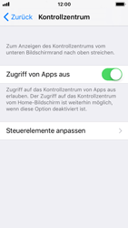 Apple iPhone SE - iOS 11 - Kontrollzentrum - 4 / 8