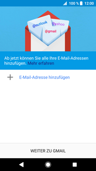 Sony Xperia XA2 Ultra - E-Mail - Konto einrichten (gmail) - Schritt 6