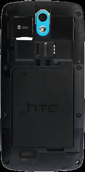 HTC Desire 500 - SIM-Karte - Einlegen - 2 / 2