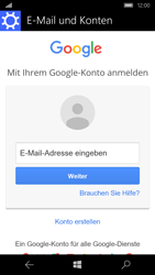 Microsoft Lumia 650 - E-Mail - Konto einrichten (gmail) - Schritt 8