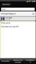 HTC Z710e Sensation - E-mail - e-mail versturen - Stap 10