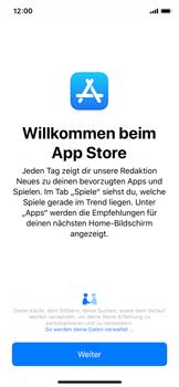 Apple iPhone X - iOS 12 - Apps - Herunterladen - Schritt 3