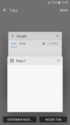 Samsung Galaxy S7 - Internet und Datenroaming - Verwenden des Internets - Schritt 15