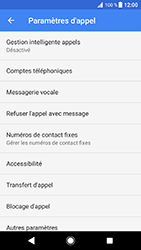 Sony Xperia XZ (F8331) - Android Oreo - Messagerie vocale - Configuration manuelle - Étape 7