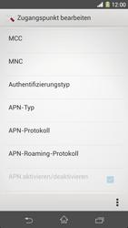 Sony Xperia Z1 - Internet - Apn-Einstellungen - 14 / 20