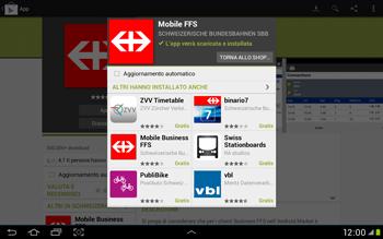 Samsung Galaxy Tab 2 10.1 - Applicazioni - Installazione delle applicazioni - Fase 23