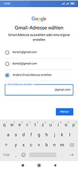 Xiaomi Mi Mix 3 5G - Apps - Einrichten des App Stores - Schritt 11