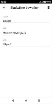 Alcatel 1-s-dual-sim-5024d - Internet - Hoe te internetten - Stap 11
