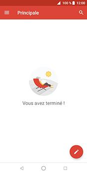 ZTE Blade V9 - E-mail - Configuration manuelle (gmail) - Étape 6
