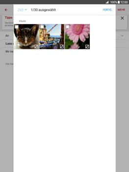 Samsung T555 Galaxy Tab A 9.7 - E-Mail - E-Mail versenden - Schritt 17