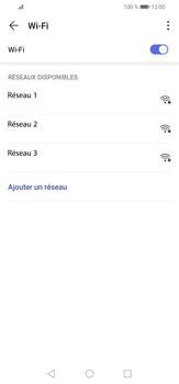 Huawei P30 lite - Internet et connexion - Accéder au réseau Wi-Fi - Étape 6