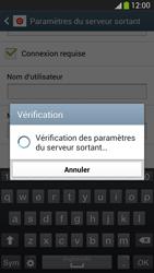 Samsung I9295 Galaxy S IV Active - E-mail - Configurer l