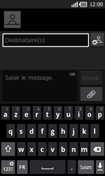LG P940 PRADA phone by LG - MMS - envoi d'images - Étape 3
