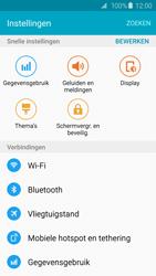 Samsung G925F Galaxy S6 Edge - Bluetooth - koppelen met ander apparaat - Stap 6