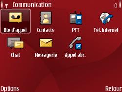 Nokia E63 - Messagerie vocale - Configuration manuelle - Étape 4