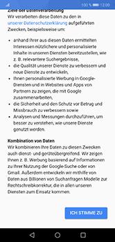 Huawei P20 Lite - Apps - Einrichten des App Stores - Schritt 12
