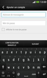 HTC Desire 500 - E-mail - Configuration manuelle - Étape 6
