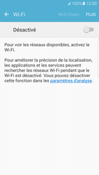 Samsung Galaxy S6 Edge (G925F) - Android M - Wifi - configuration manuelle - Étape 4