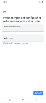 Samsung Galaxy S20+ - E-mails - Ajouter ou modifier votre compte Yahoo - Étape 13