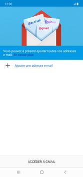 Samsung Galaxy Note 10+ - E-mails - Ajouter ou modifier votre compte Gmail - Étape 6