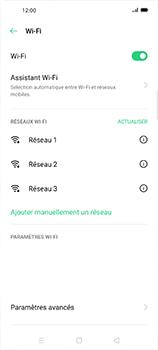 Oppo Find X2 Neo - Internet et connexion - Accéder au réseau Wi-Fi - Étape 6