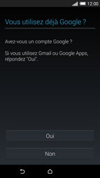 HTC One (M8) - Premiers pas - Créer un compte - Étape 5