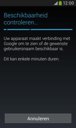 Samsung S7580 Galaxy Trend Plus - apps - account instellen - stap 10