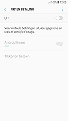 Samsung galaxy-a3-2017-android-oreo - NFC - NFC activeren - Stap 6