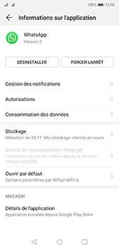 Huawei P20 - Android Pie - Applications - Comment désinstaller une application - Étape 6