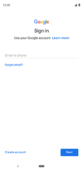 Google Pixel 3XL - Email - 032a. Email wizard - Gmail - Step 8