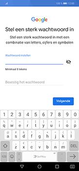 Huawei P Smart Plus - apps - account instellen - stap 11