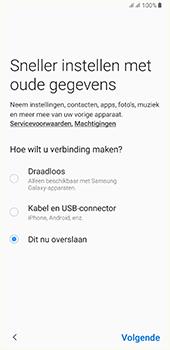 Samsung galaxy-a7-dual-sim-sm-a750fn-android-pie - Instellingen aanpassen - Nieuw toestel instellen - Stap 9