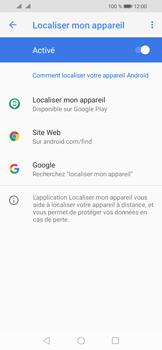 Huawei Y6 (2019) - Appareil - configurer Localiser mon appareil - Étape 6