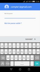 Huawei Y5 II Dual Sim - E-mails - Ajouter ou modifier votre compte Gmail - Étape 12
