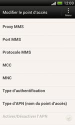 HTC Desire X - Internet et roaming de données - Configuration manuelle - Étape 11