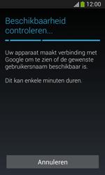 Samsung Galaxy S3 Mini Lite - apps - account instellen - stap 10
