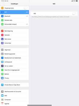 Apple ipad-pro-12-9-inch-2018-model-a1895 - WiFi - Verbinden met een netwerk - Stap 4