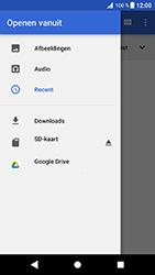 Sony Xperia XZ - Android Oreo - E-mail - e-mail versturen - Stap 10