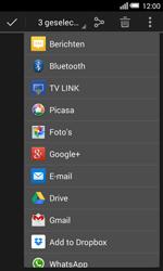 Alcatel POP S3 - contacten, foto