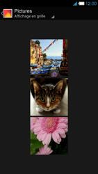 Bouygues Telecom Ultym 4 - Photos, vidéos, musique - Envoyer une photo via Bluetooth - Étape 5