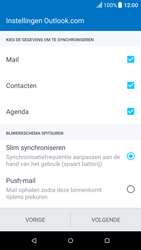 HTC One M9 - Android Nougat - E-mail - handmatig instellen (outlook) - Stap 8