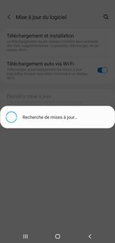 Samsung Galaxy Note 10+ - Aller plus loin - Mettre à jour le logiciel interne de votre mobile - Étape 7