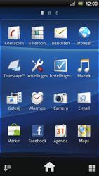 Sony Xperia Ray - Internet - Internetten - Stap 2