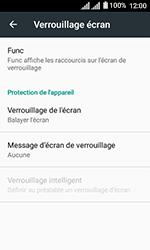 Alcatel U3 - Sécuriser votre mobile - Activer le code de verrouillage - Étape 5
